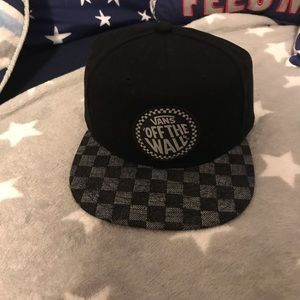 Youth Vans Hat NWT